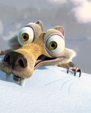Free Scrat - Ice Age Picture for 750x1334