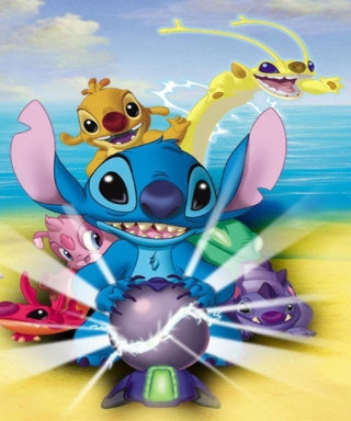 Lilo And Stitch sfondi gratuiti per Nokia C2-03