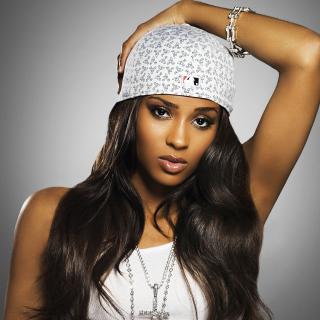 Ciara R&B Singer Picture for iPad 3