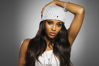 Free Ciara R&B Singer Picture for Samsung Galaxy Ace 3