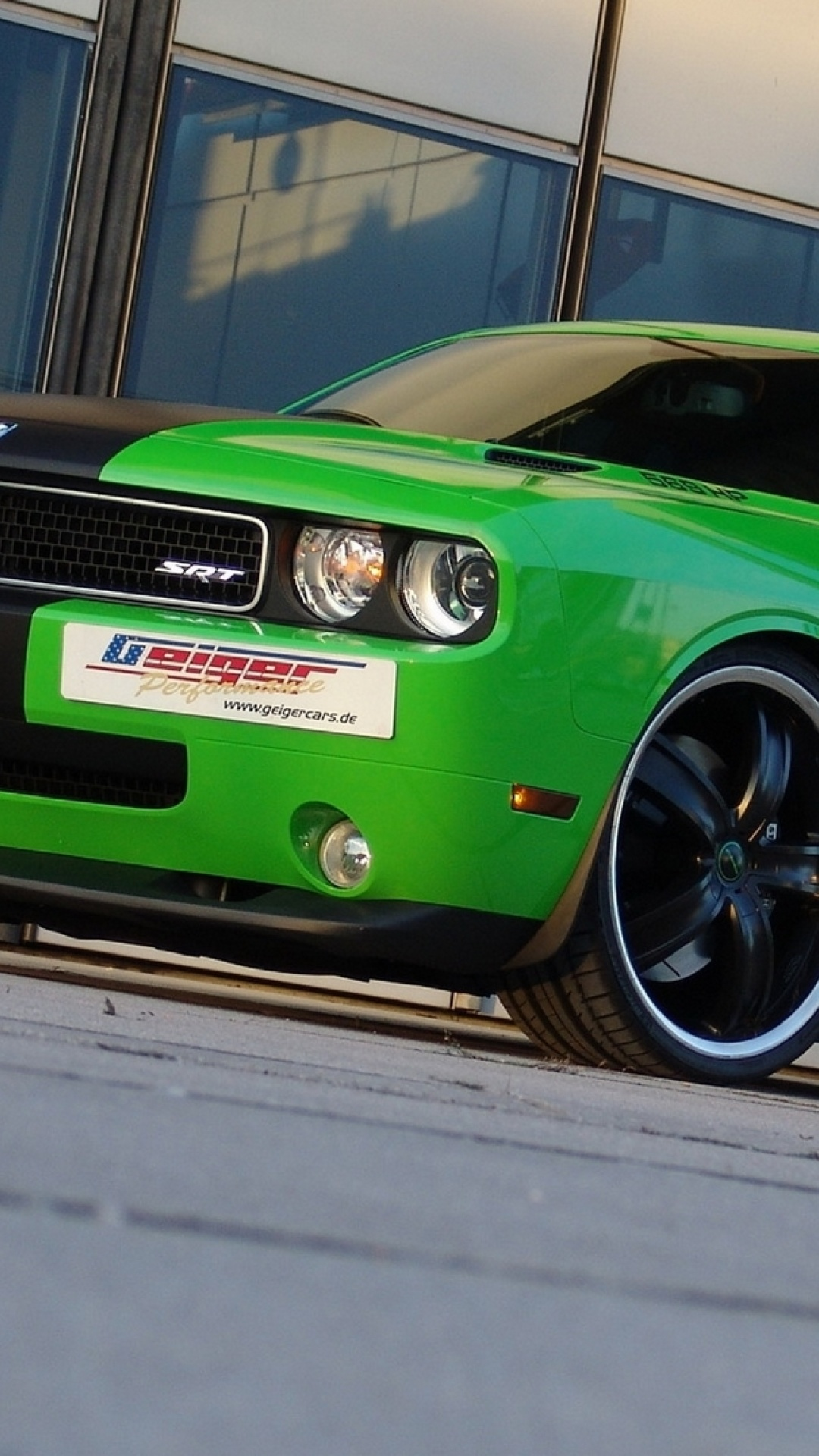 2011 Dodge Challenger SRT8 392 wallpaper 1080x1920