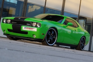 2011 Dodge Challenger SRT8 392 Picture for Android, iPhone and iPad