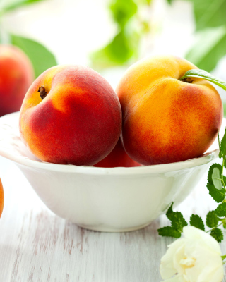 Nectarines and Peaches sfondi gratuiti per Samsung Dash