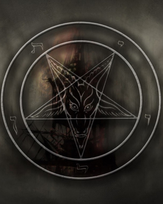 Pentagram Wallpaper for HTC Titan