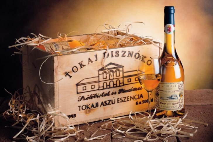 Tokaji Aszu Wine screenshot #1
