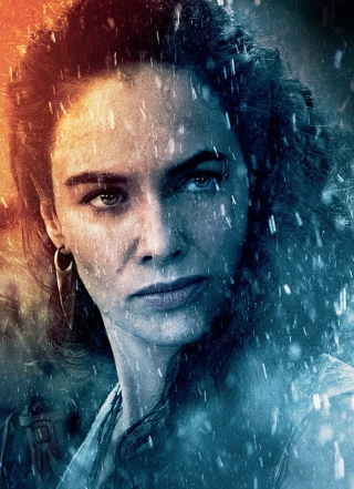 Lena Headey 300 Rise Of An Empire papel de parede para celular para Nokia C-Series