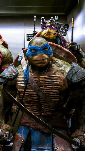Ninja Turtles for Nokia N8