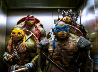 Ninja Turtles Wallpaper for Android, iPhone and iPad