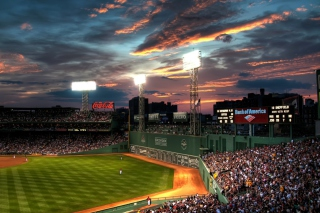 Fenway Park Boston Massachusetts Background for 1920x1080