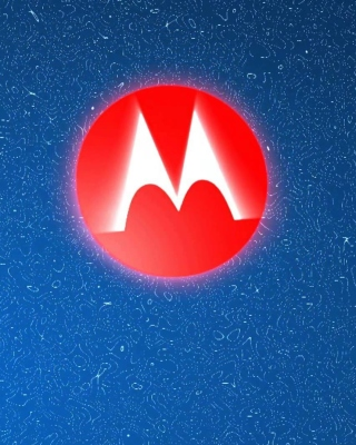 Motorola Logo Background for 480x800