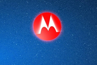 Motorola Logo Background for 1400x1050