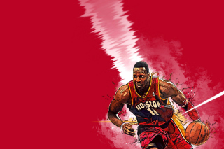 Dwight Howard, Houston Rockets - Obrázkek zdarma pro Widescreen Desktop PC 1600x900