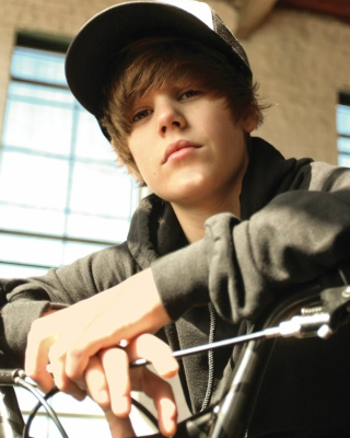 Justin Bieber Picture for Nokia C1-01