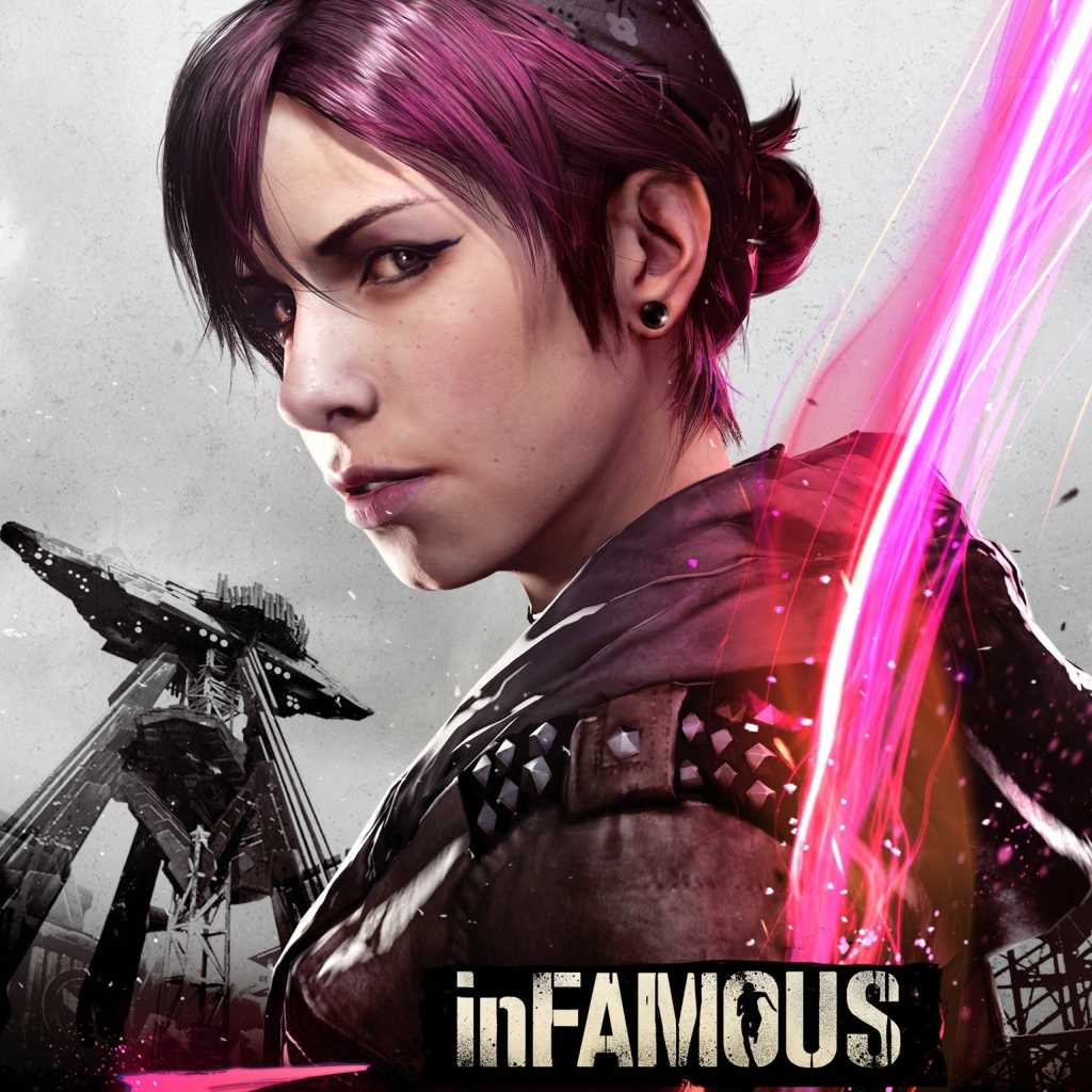 Screenshot №1 pro téma InFAMOUS First Light 1024x1024