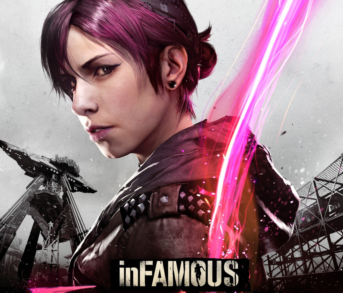 Screenshot №1 pro téma InFAMOUS First Light 1200x1024