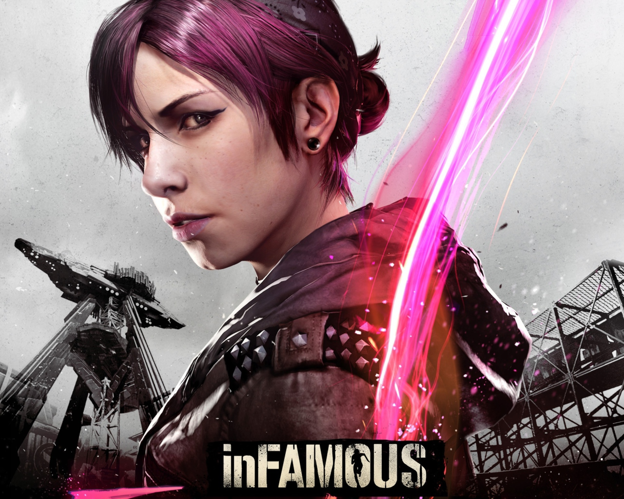 Screenshot №1 pro téma InFAMOUS First Light 1280x1024