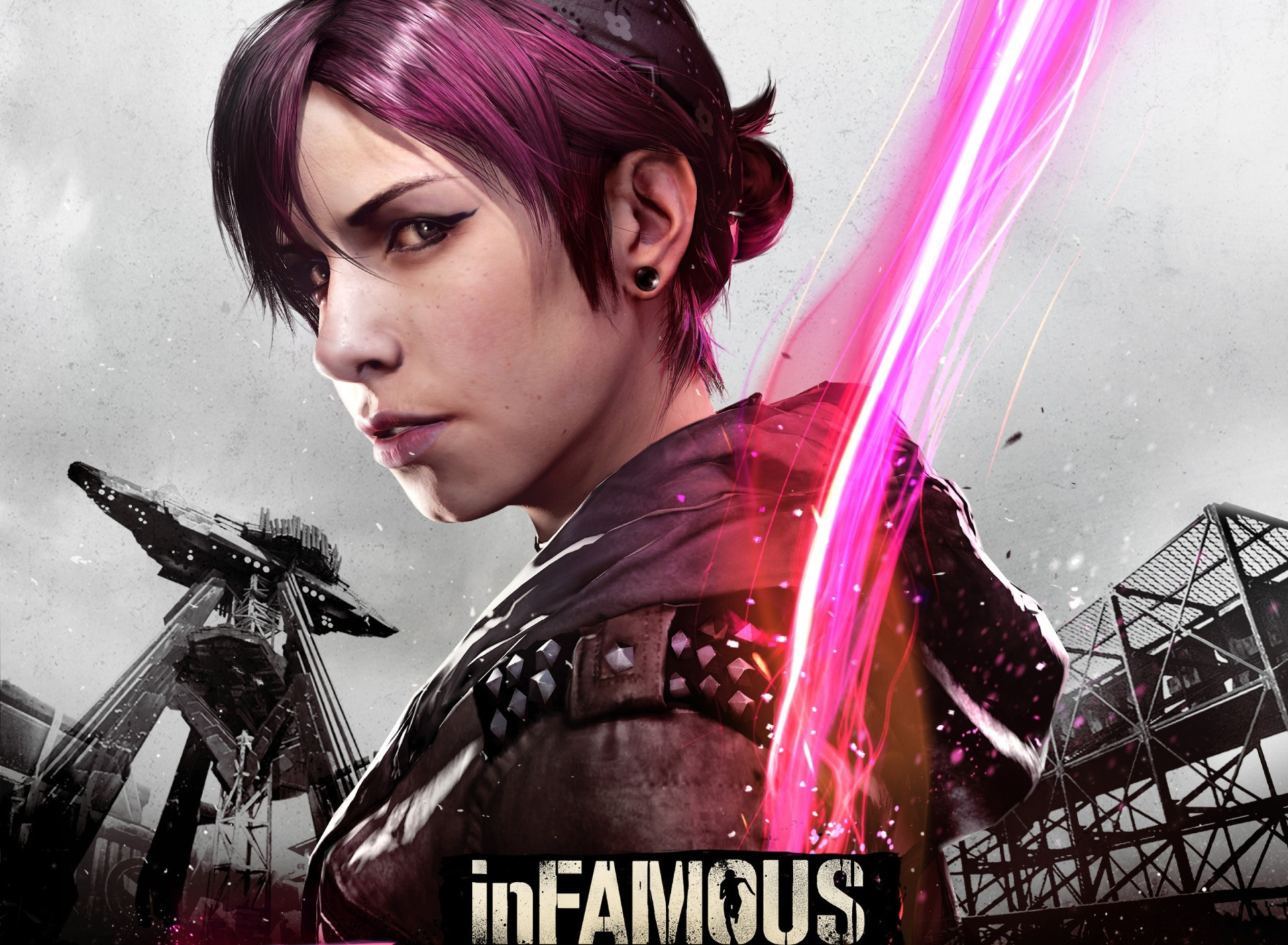 Screenshot №1 pro téma InFAMOUS First Light 1920x1408