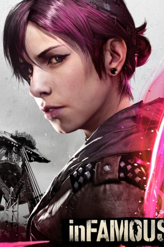 InFAMOUS First Light para Huawei G7300