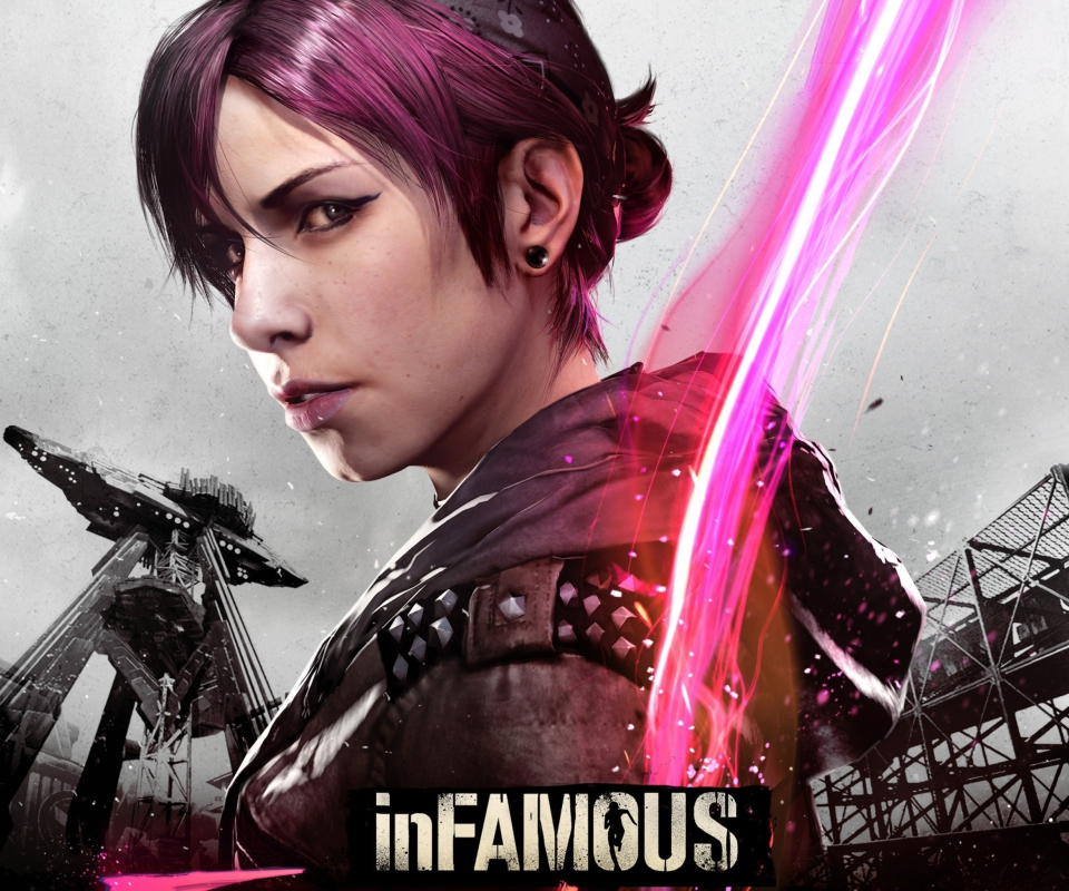 Screenshot №1 pro téma InFAMOUS First Light 960x800
