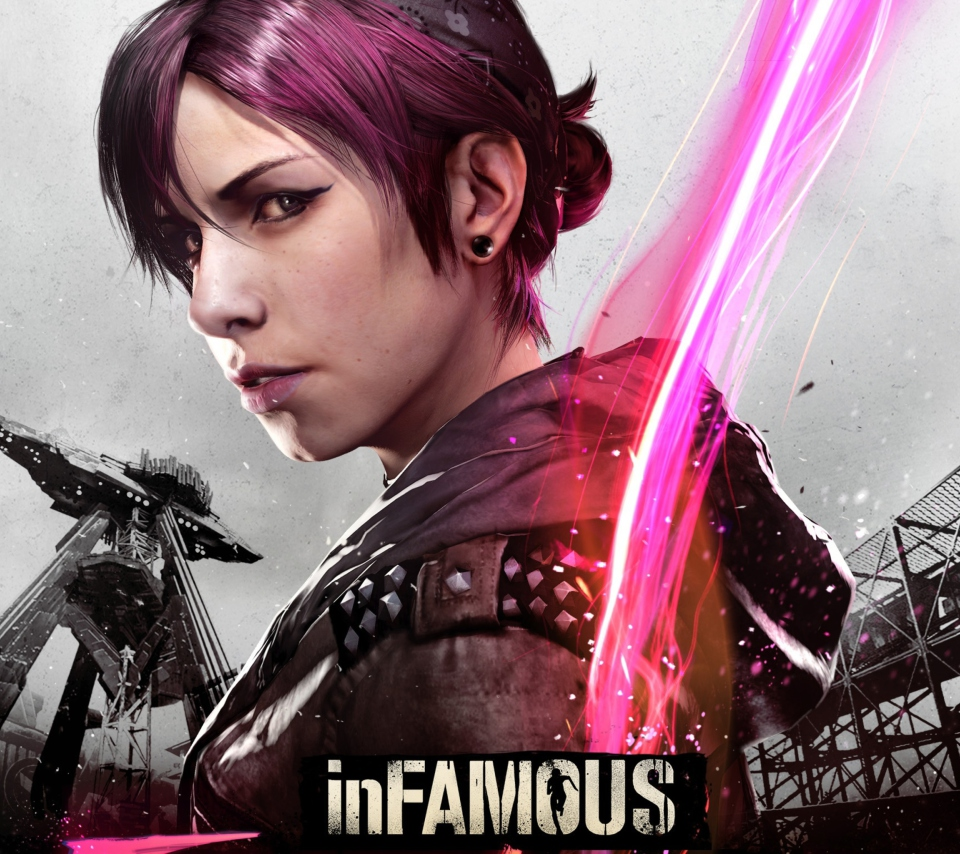 Screenshot №1 pro téma InFAMOUS First Light 960x854