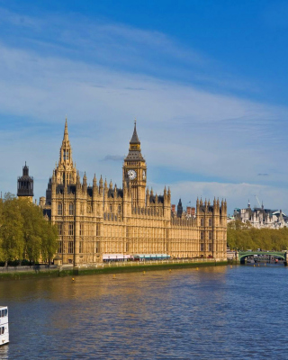 Palace of Westminster Wallpaper for iPhone 6 Plus