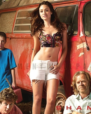 Free Shameless US HD TV Series Picture for Nokia Asha 306