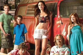 Shameless US HD TV Series sfondi gratuiti per Nokia Asha 205