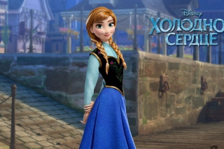 Frozen Disney Cartoon 2013 - Fondos de pantalla gratis para HTC One V