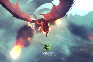 ArcheAge Online MMORPG Background for Android, iPhone and iPad