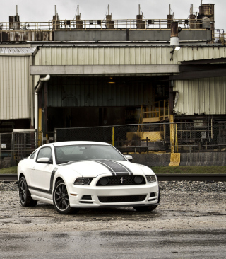 Ford Mustang Boss 302 Wallpaper for HTC Titan