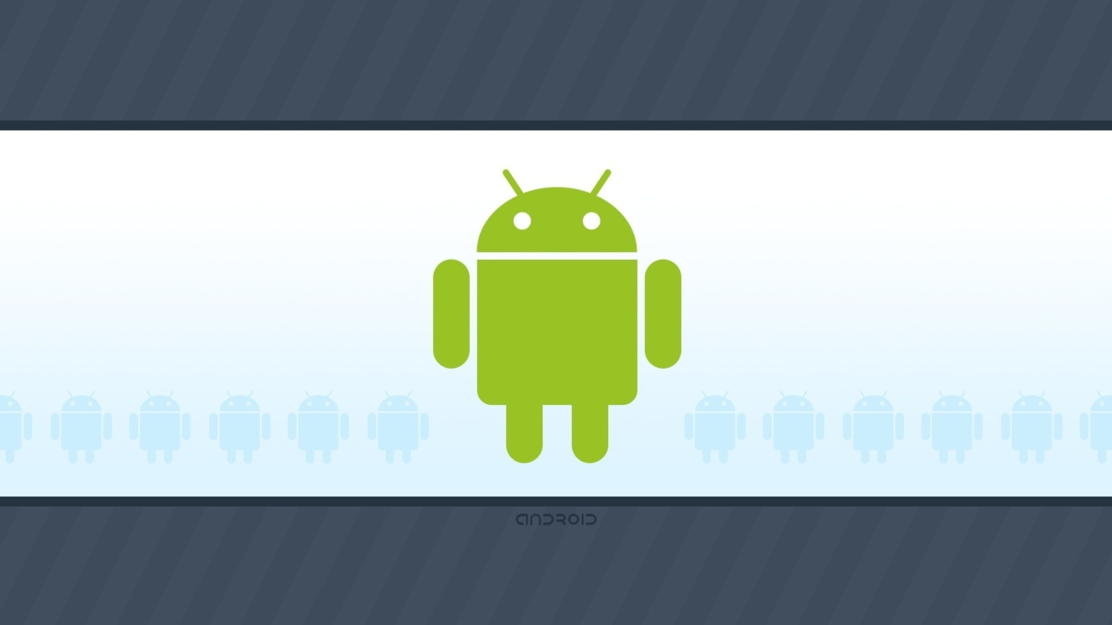 Screenshot №1 pro téma Android Phone Logo 1600x900