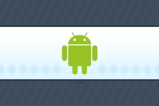 Android Phone Logo Background for HTC EVO 4G