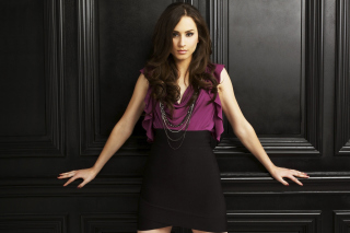 Troian Bellisario from Suits Movie Wallpaper for Android, iPhone and iPad