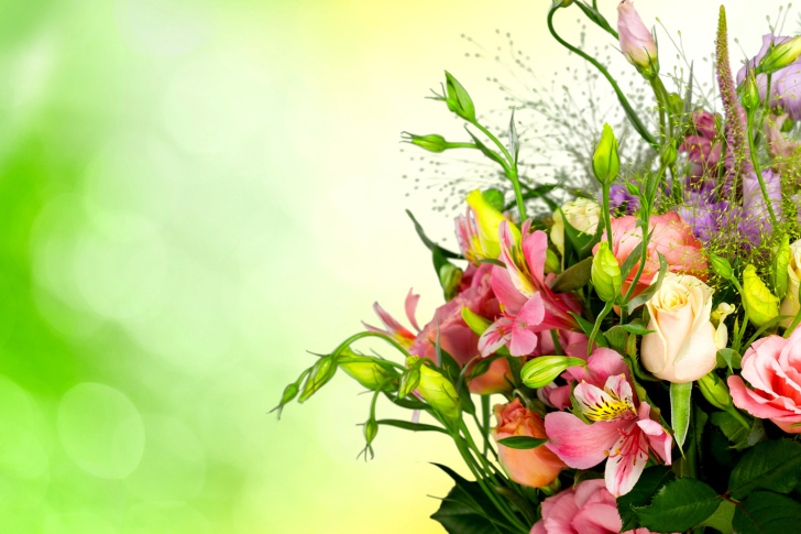 Calla Lily Bouquet wallpaper