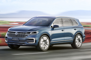 Free Volkswagen T Prime Concept GTE Picture for Android, iPhone and iPad