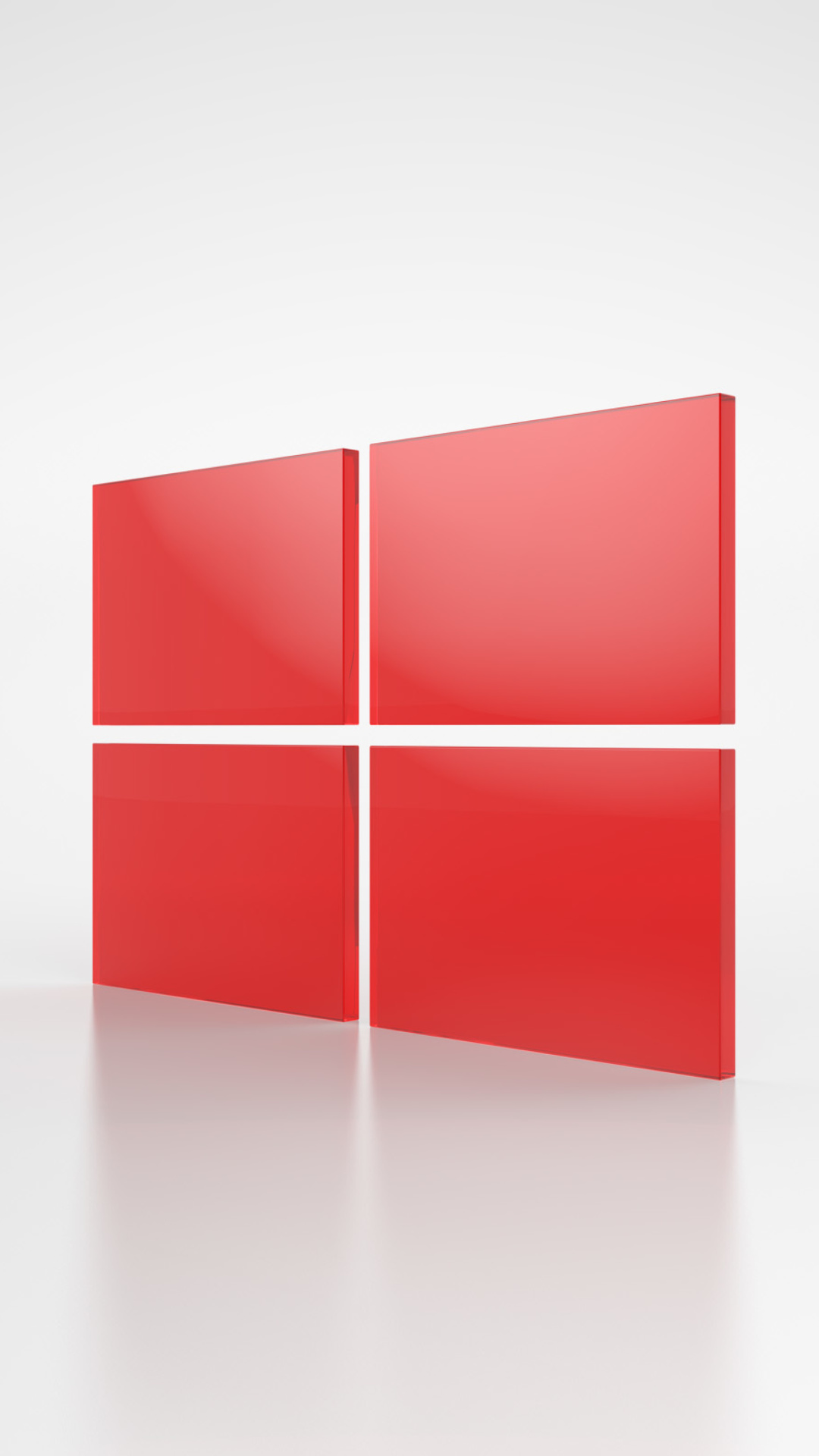 Screenshot №1 pro téma Windows Red Emblem 1080x1920