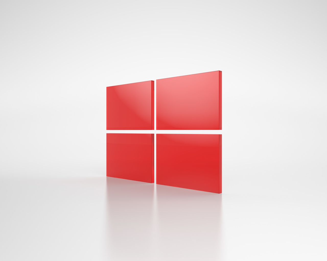 Screenshot №1 pro téma Windows Red Emblem 1280x1024