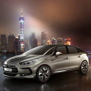 Citroen DS5 sfondi gratuiti per iPad mini