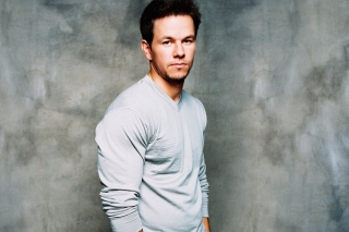 Mark Wahlberg in The Big Hit Picture for LG Optimus U