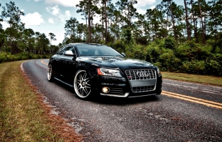 Audi S5 Picture for Android, iPhone and iPad