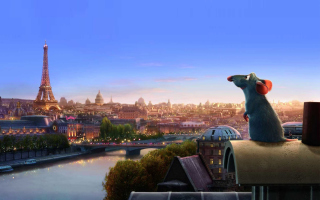 Ratatouille Wallpaper for Android, iPhone and iPad