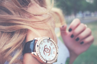 Chanel Watch - Fondos de pantalla gratis