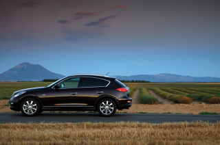 Infiniti EX37 Picture for Android, iPhone and iPad
