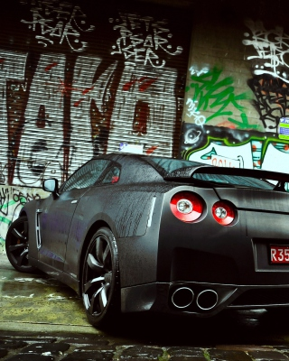 Nissan GTR Picture for Nokia C2-03