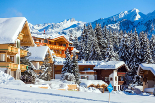Free Austria Ski Holidays Picture for Android, iPhone and iPad