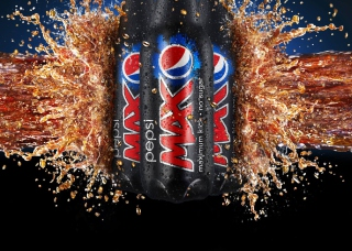 Pepsi Max Background for Android, iPhone and iPad