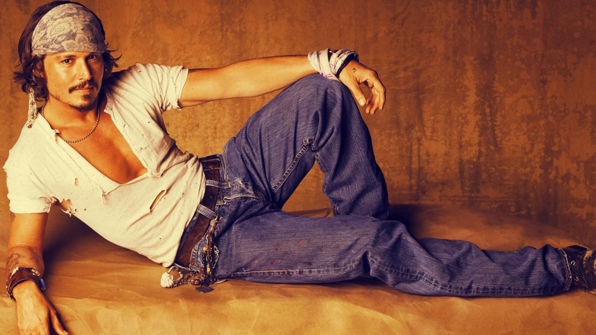 Johnny Depp Sfondi Gratuiti Per Desktop 1920x1080 Full HD