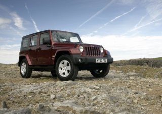 Free Jeep Wrangler Unlimited Picture for Android, iPhone and iPad