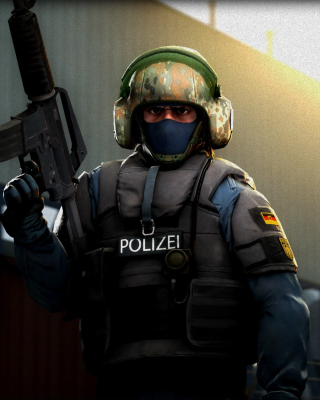 Free Counter Strike Global Offensive Picture for Nokia C1-01