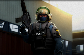 Counter Strike Global Offensive sfondi gratuiti per Samsung Galaxy S5